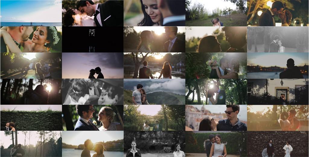 Videógrafo de casamento